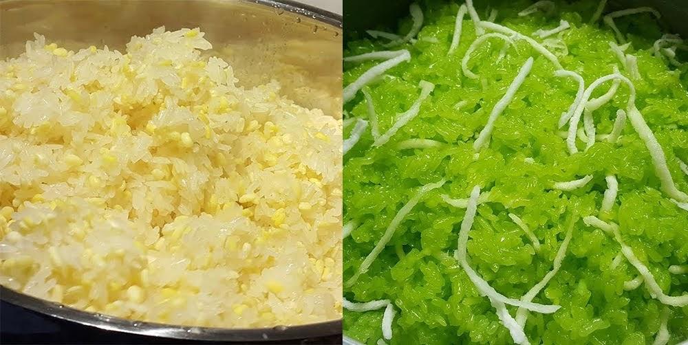 3 món xôi ngọt nấu bằng nồi cơm điện mà vẫn thơm ngon dẻo đúng điệu như nấu chõ