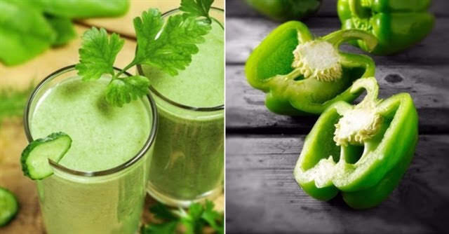 Món sinh tố trị cao huyết áp và tiểu đường từ 5 loại rau quả quen thuộc