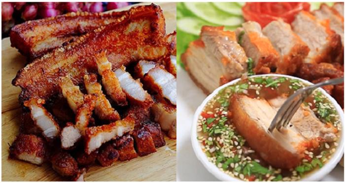 Cách chế biến thịt chiên mắm kiểu Thái ngon thơm nức mũi