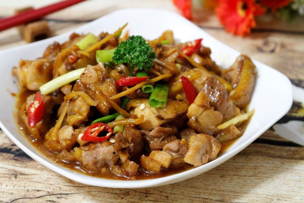Cách làm thịt gà sốt tương đậm vị ngon cơm