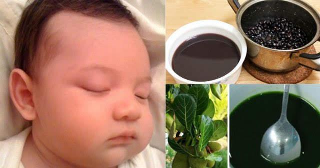 Con 3 tháng tăng 7 – 9kg nhờ sữa mẹ thơm ngon sau khi uống thứ nước tự nấu