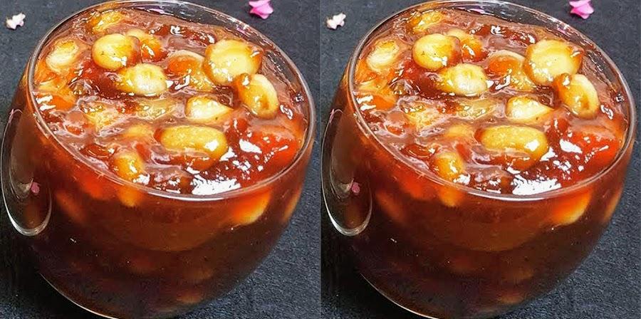 Cách làm nước đá me chua ngon ngọt mát đơn giản tại nhà