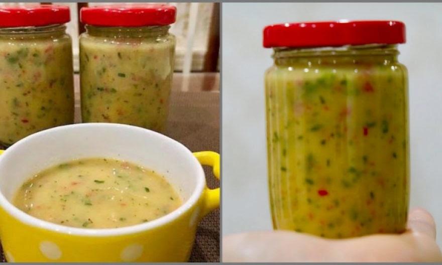 Công thức nước sốt chấm đồ nướng ngon ngất ngây, dễ làm và bảo quản được lâu