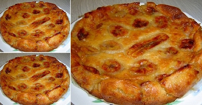 Mách mẹ cách làm bánh chuối nướng thơm ngon, đơn giản bằng nồi cơm điện