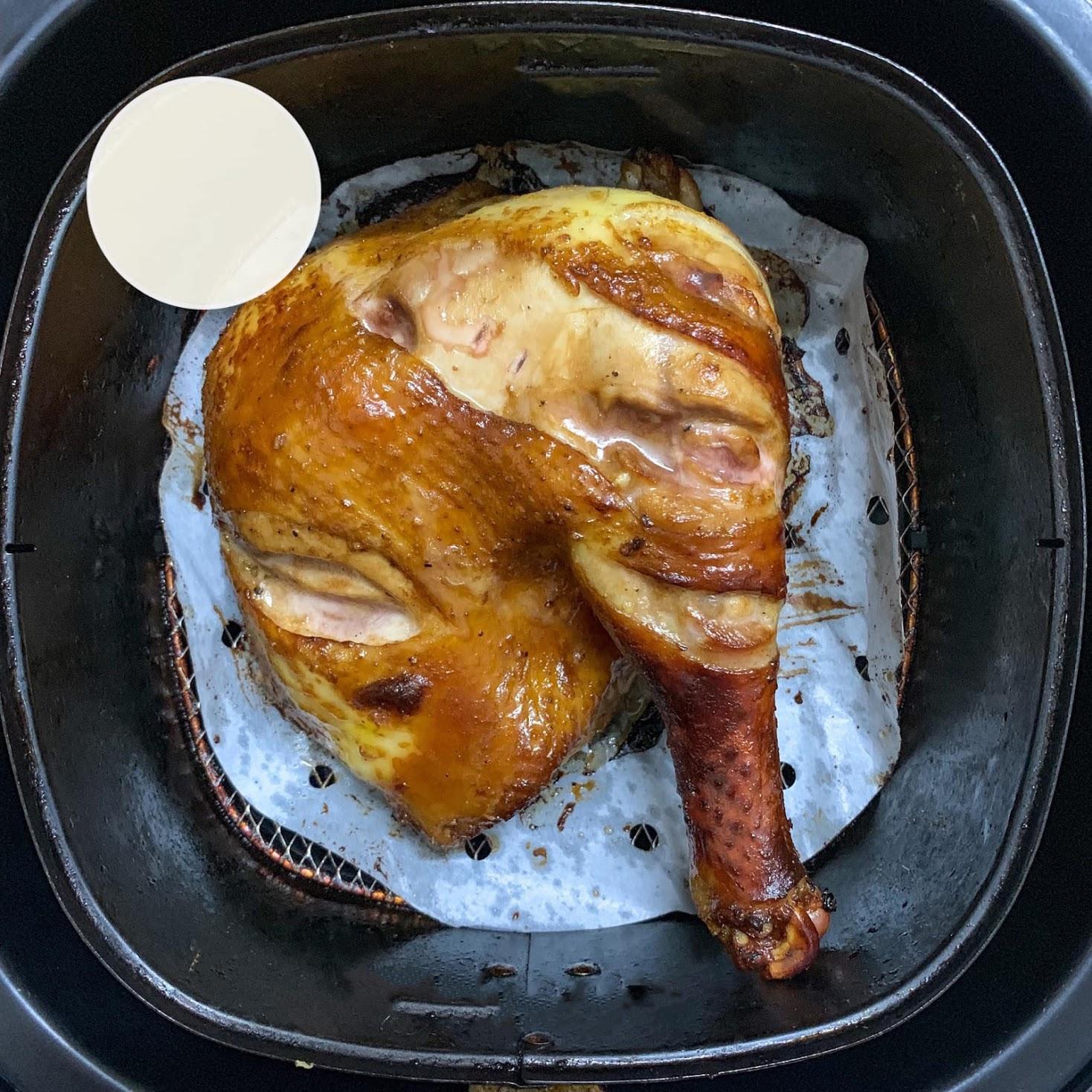 Thịt gà nướng sốt hoisin