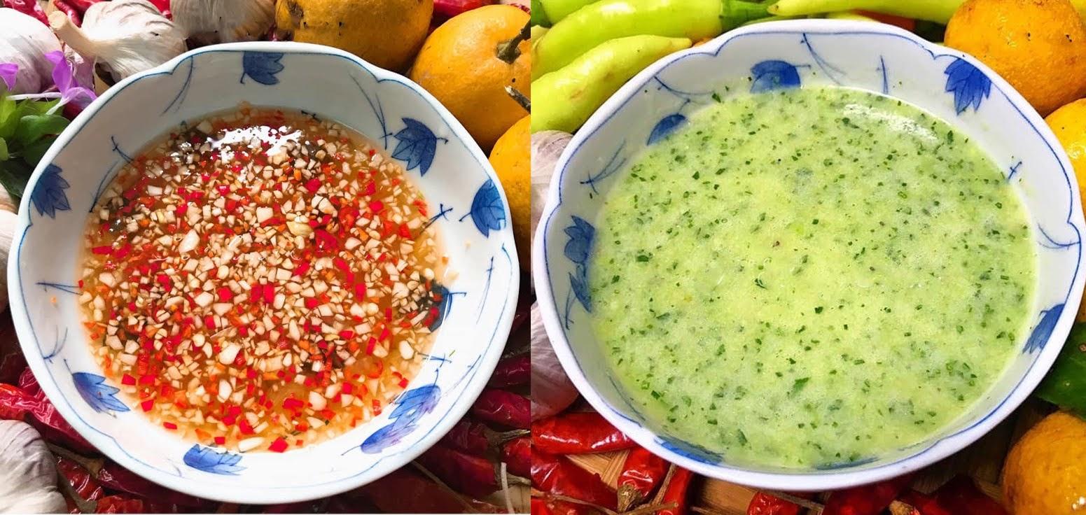 10 công thức pha nước chấm cơ bản cho các món thịt, hải sản