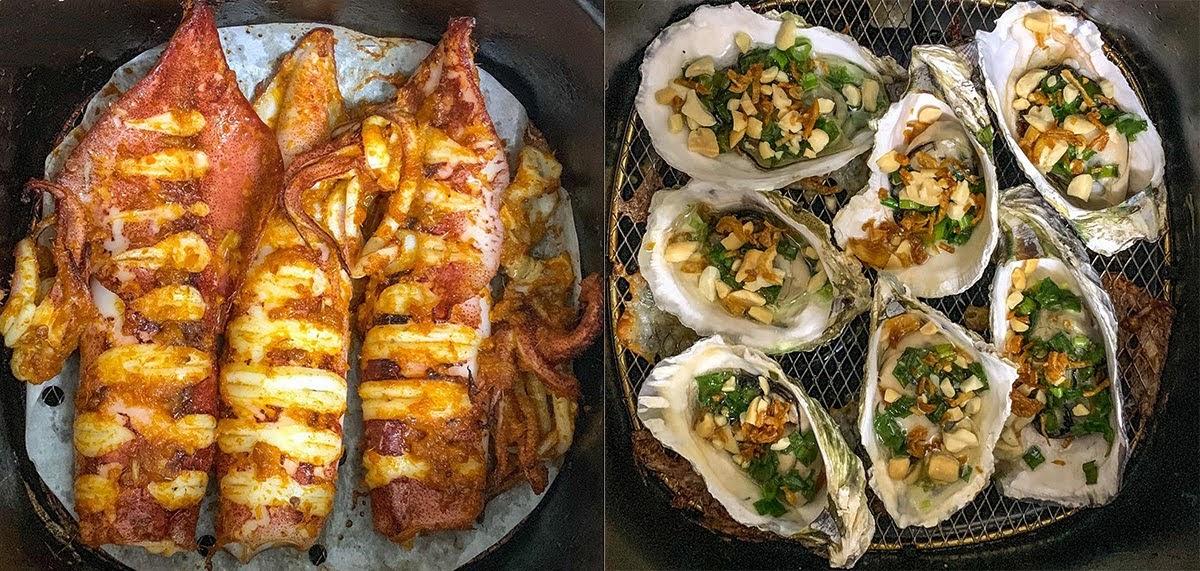 Trổ tài nấu 10 món hải sản ngon sang chảnh như nhà hàng dễ dàng chỉ với nồi chiên không dầu