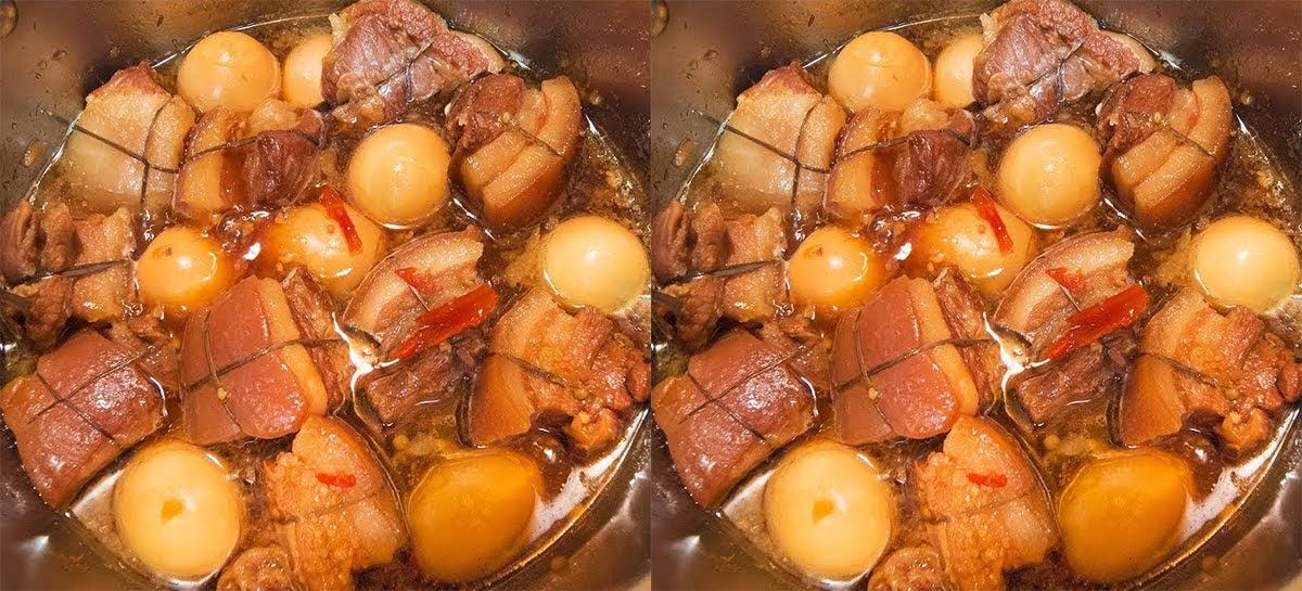 Bí quyết nấu thịt kho tàu lên màu đẹp, thịt mềm thơm đậm đà