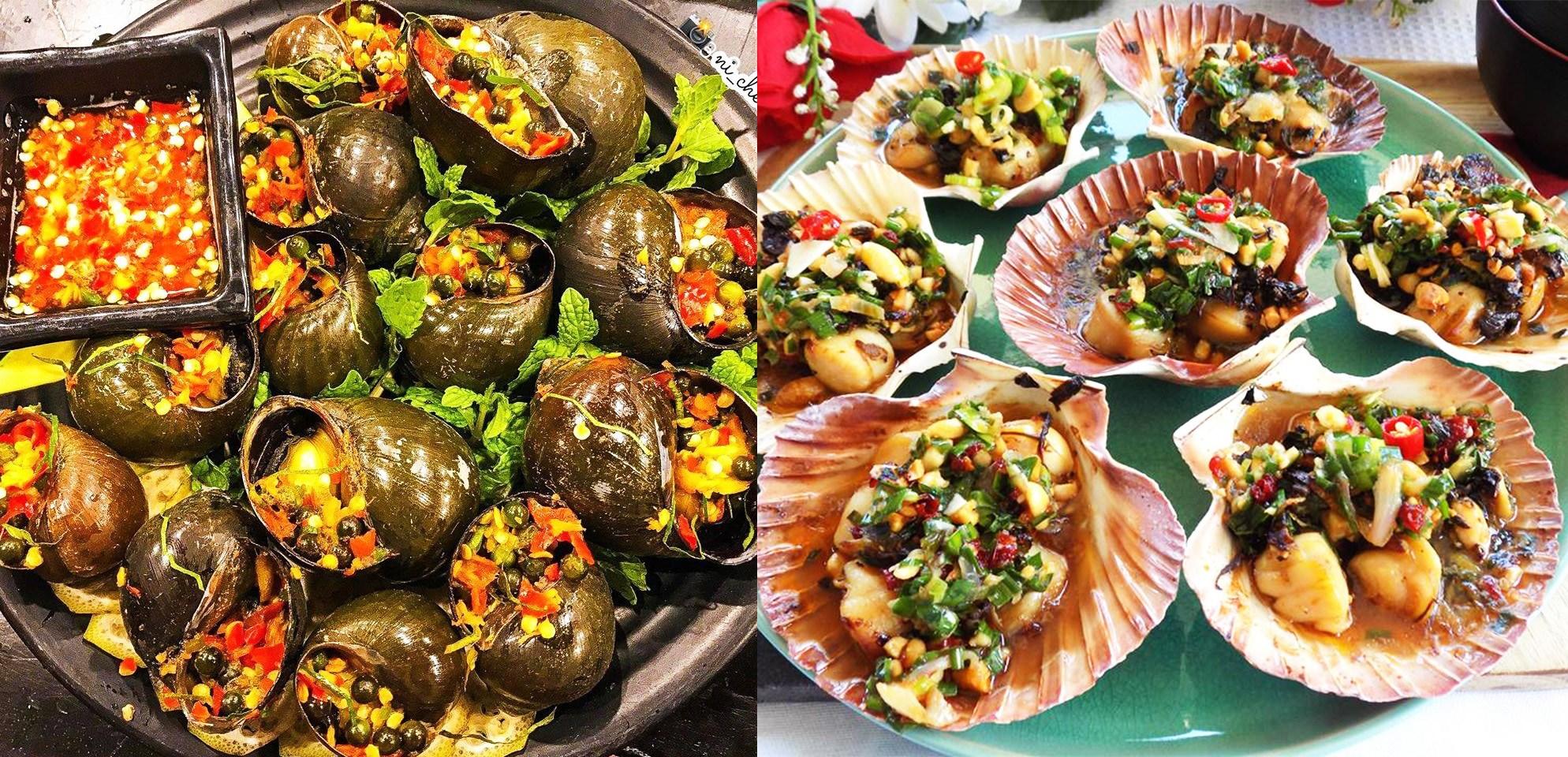 Công thức 15 món ốc, sò dễ làm tại nhà, ngon đậm đà hương vị