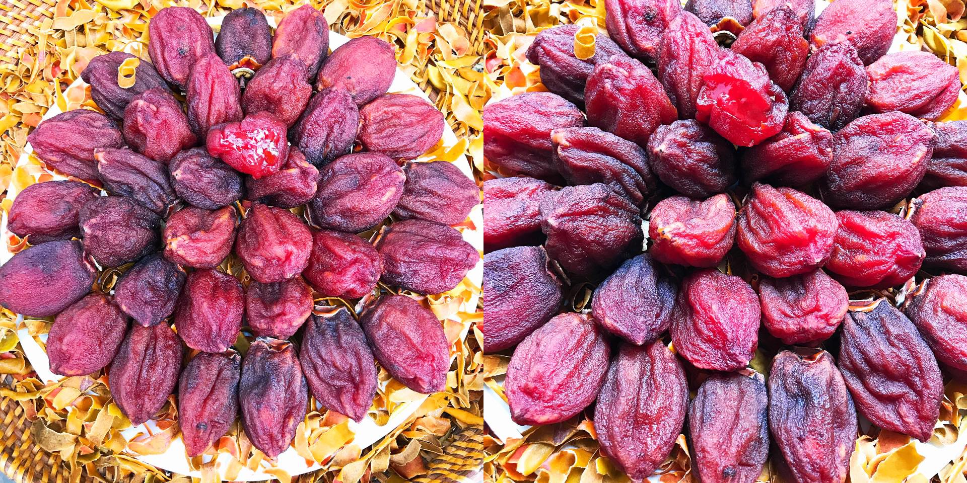 Tất tần tật bí quyết làm hồng treo gió thành công 100% dẻo ngọt thơm ngon