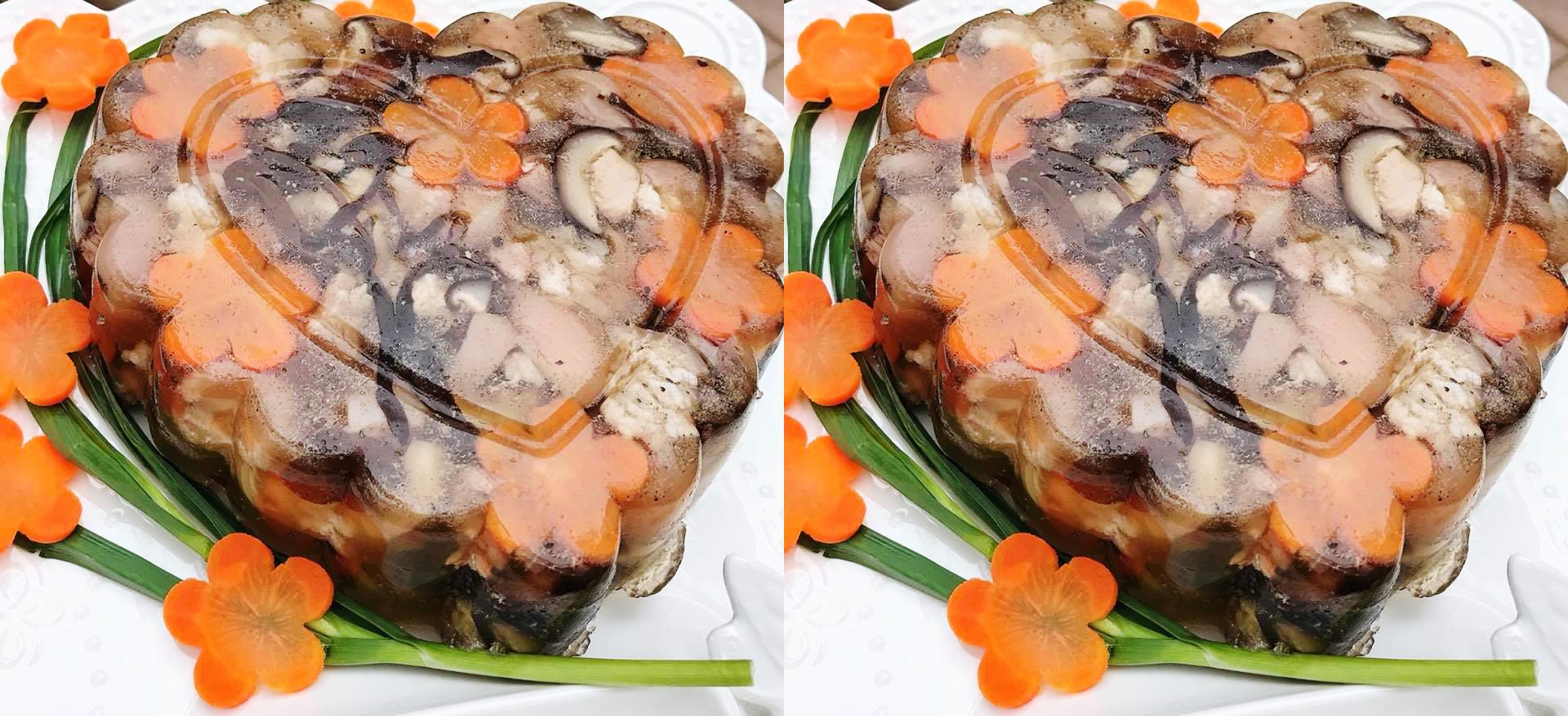 Bí quyết đơn giản nấu thịt đông ngon, nhừ, trong veo