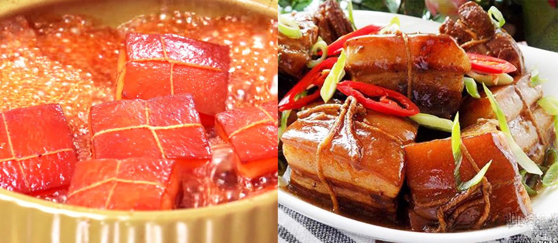 Bí quyết nấu thịt kho Đông Pha thơm ngon, mềm tan trong miệng