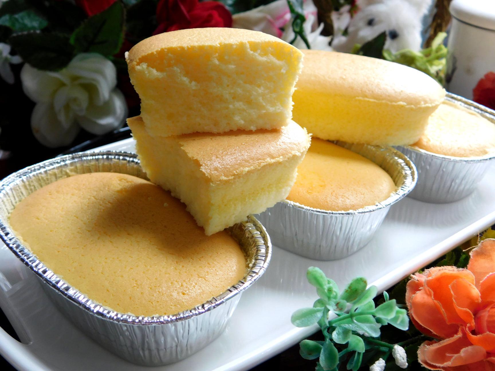 Công thức làm bông lan Cheesecake bất bại, bánh mềm xốp thơm ngon