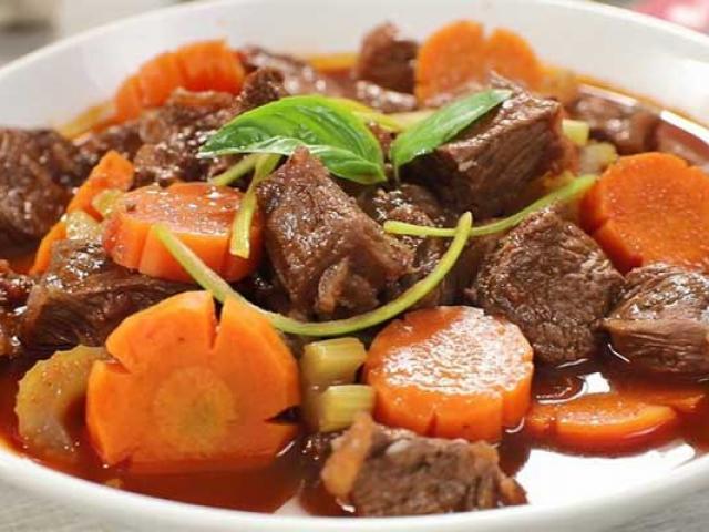 Tuyệt chiêu hầm thịt bò mềm ngon, không tốn thời gian, không dùng nồi áp suất