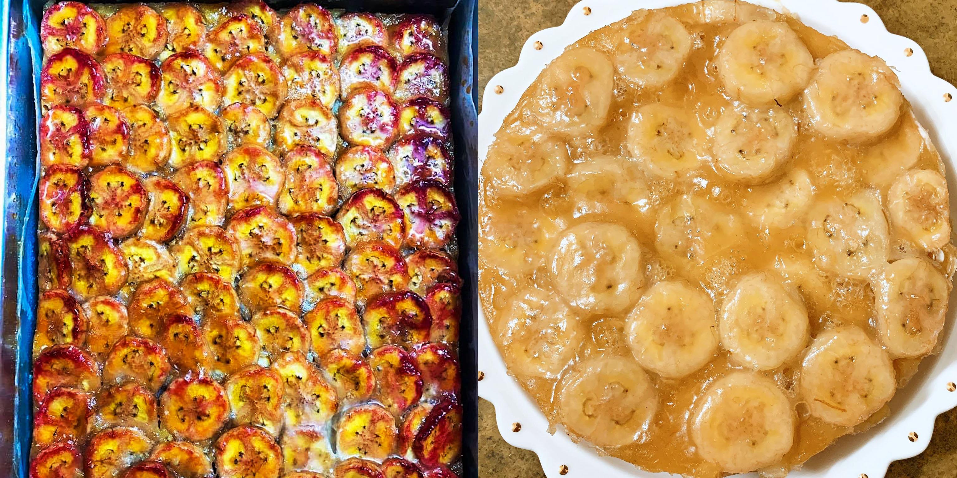2 cách làm bánh chuối cốt dừa ngọt lịm thơm lừng