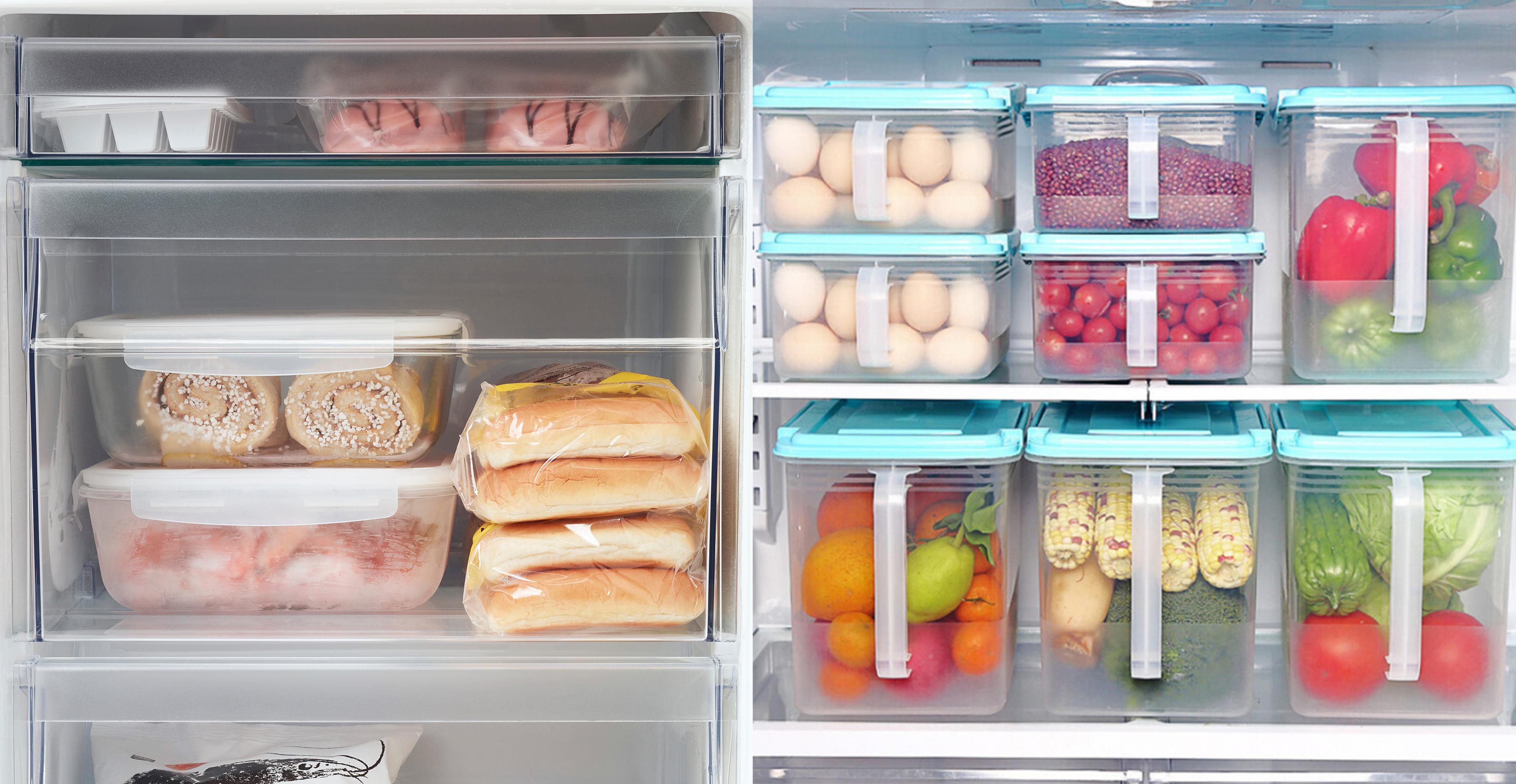 Hướng dẫn cách sắp xếp và bảo quản thực phẩm đúng cách trong tủ lạnh