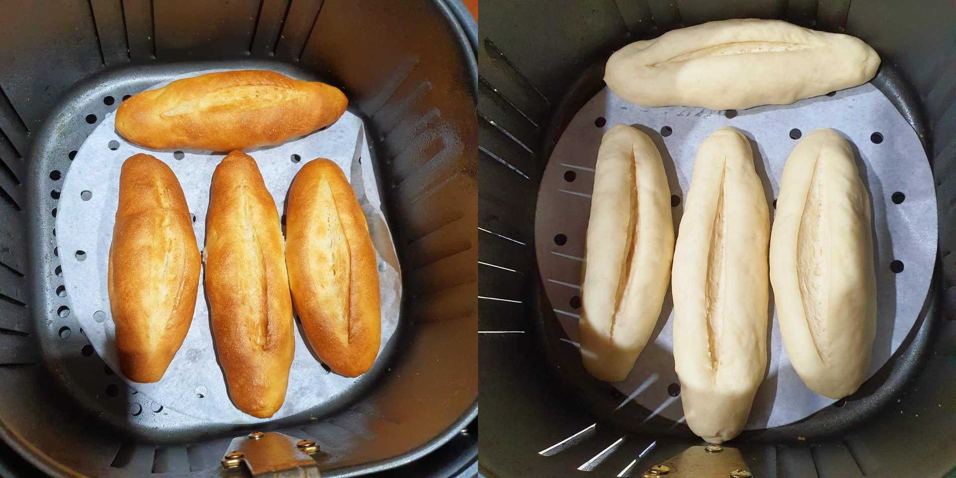 Công thức chuẩn làm bánh mì nhào bột bằng tay dễ dàng, đảm bảo thành công